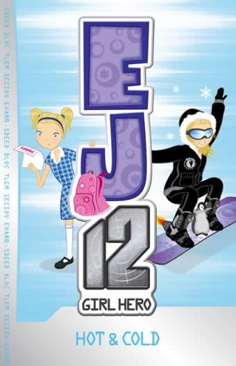 Book 1 Hot Amp Cold At Ej12 Girl Hero Shine Hq
