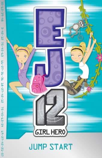 Book #2 Jump Start at EJ12 Girl Hero SHINE HQ