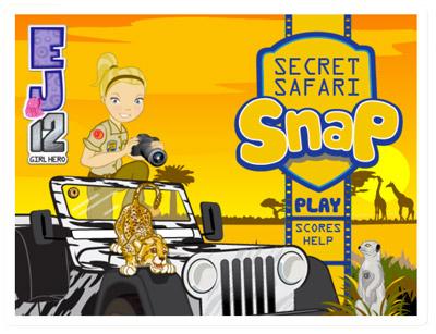 Secret_Safari_Training